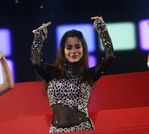 Amisha Patel at Himesh performs live in Concert at Andheri Sports Complex