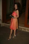 Amisha Patel at Sanjay and Manyata Dutt s wedding anniversary bash held on 10th Feb 2009 at Dutt s Pali Hill residence