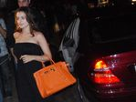 Amisha Patel at the Calender Launch Party of Photographer-Dabboo Ratnani s , Oliv Bandra, 5th Jan, 2009