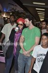 Beautiful Latin Actress Barbara Mori in Mumbai airport (3)