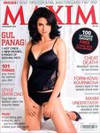 Former Miss India Gul Panag  Maxim Photo scans