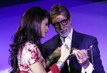 Jacqueline Fernandez, Amitabh Bachchan at Godrej Diwali Winner Contest
