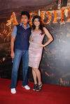 Riteish Deshmukh, Jacqueline Fernandez at Music launch of film Aladin Hotel J W Marriott