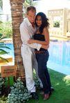 Rachna Shah and Julian Sands (1)