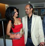 Rachna Shah and Sunil Pathare