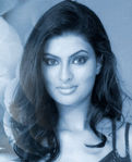 Sayali Bhagat - winner of the Femina Miss India 2004 contest