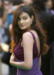 Actress Sayali Bhagat - winner of the Femina Miss India 2004 contest