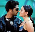 Yana Gupta - Bollywood's item girl with Simbu