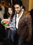 aishwarya with abhi