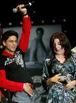 Deepika Padukone with SRK