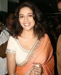 Madhuri Dixit in saree - the Most Beautiful Indian Actress