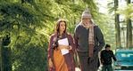 Preity Zinta and Amitabh