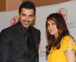 John and Preity Zinta