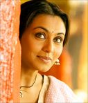 Actress Rani Mukherjee