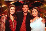 Preeti zinta, SRK, Rani Mukherjee
