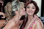 Actress Shilpa Shetty