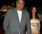 Bonny Kapoor and Sridevi at STARDUST AWARDS 2009 at Bandra