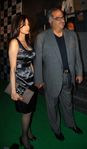 Bonny Kapoor with wife Sridevi at Premiere of the film Victory, Cinemax, Andheri