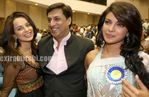 Kangana Ranaut with Madhur Bhandarkar and Priyanka Chopra at 56th National Film Awards (2)