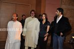 Bachchans at Anil Ambani big pictures party in Mumbai