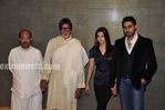 Bachchans at Anil Ambani big pictures party in Mumbai photos