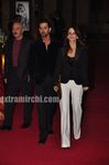 Hrithik  with wife susan at Anil Ambani big pictures party in Mumbai