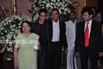Shahrukh Khan with ambani Ambai at Anil Ambani big pictures party in Mumbai
