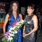 Brinda Parekh, Poonam Jhawar at Birthday Party, V Lounge, Juhu, Mumbai, 3rd November, 2009