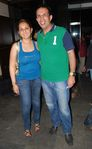 Munisha Khatwani, Parvez Damania at Birthday Party, V Lounge, Juhu, Mumbai, 3rd November, 2009