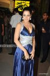 Celina Jaitely at the Filmfare Awards 2010