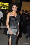 Deepika Padukone at the Filmfare Awards 2010