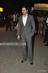 Hanuman baweja at the Filmfare Awards 2010
