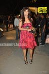 Neetu Chandra at the Filmfare Awards 2010