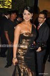 mahie gill at Filmfare awards 2010