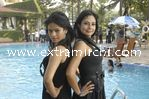 Models at Fosters brunch in Madh (12)