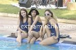 Models at Fosters brunch in Madh (13)