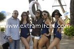 Models at Fosters brunch in Madh (17)