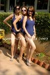 Models at Fosters brunch in Madh (7)