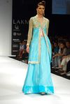 Designer Abdul Halder show at Lakme India Fashion Week 2010 (2)