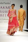 Designer Abdul Halder show at Lakme India Fashion Week 2010 (3)