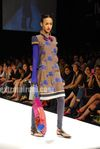 Hot Models at Nilanjana Roy s Fashion show at Lakme India Fashion Week (2)