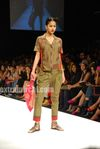 Hot Models at Nilanjana Roy s Fashion show at Lakme India Fashion Week (3)