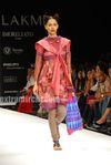 Hot Models at Nilanjana Roy s Fashion show at Lakme India Fashion Week (6)