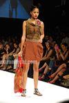 Hot Models at Nilanjana Roy s Fashion show at Lakme India Fashion Week ( LFW ) 2010 day 3