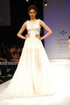 Hot Models at Swapnil Shinde Collection Fashion show at Lakme India Fashion Week (4)