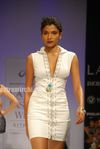 Hot Models at Swapnil Shinde Collection Fashion show at Lakme India Fashion Week (6)