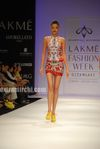 Hot Models at Swapnil Shinde Collection Fashion show at Lakme India Fashion Week ( LFW ) 2010 day 3