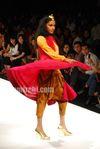 Hot Models at Vijay Balhara s Fashion show at Lakme India Fashion Week (7)