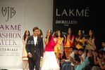 Hot Models at Vijay Balhara s Fashion show at Lakme India Fashion Week ( LFW ) 2010 day 3
