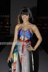 Koena Mitra at Lakme India Fashion Week 2010 (1)